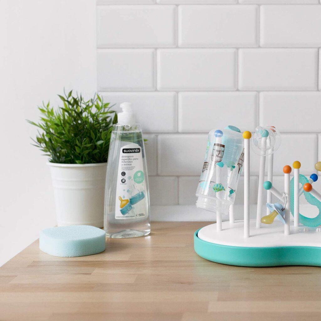 Detergente para biberones y tetinas