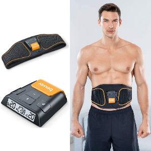 Electroestimulador EMS cinturon abdominal para entrenamiento