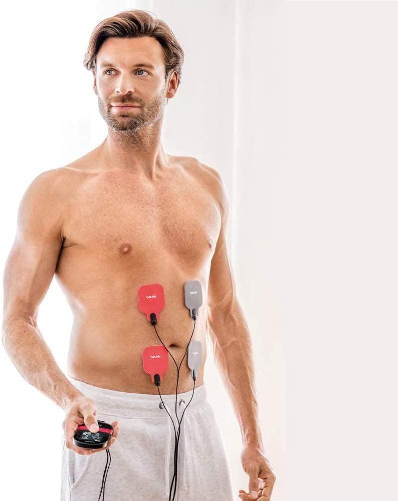 Electroestimulador para tonificar y conseguir abdominales