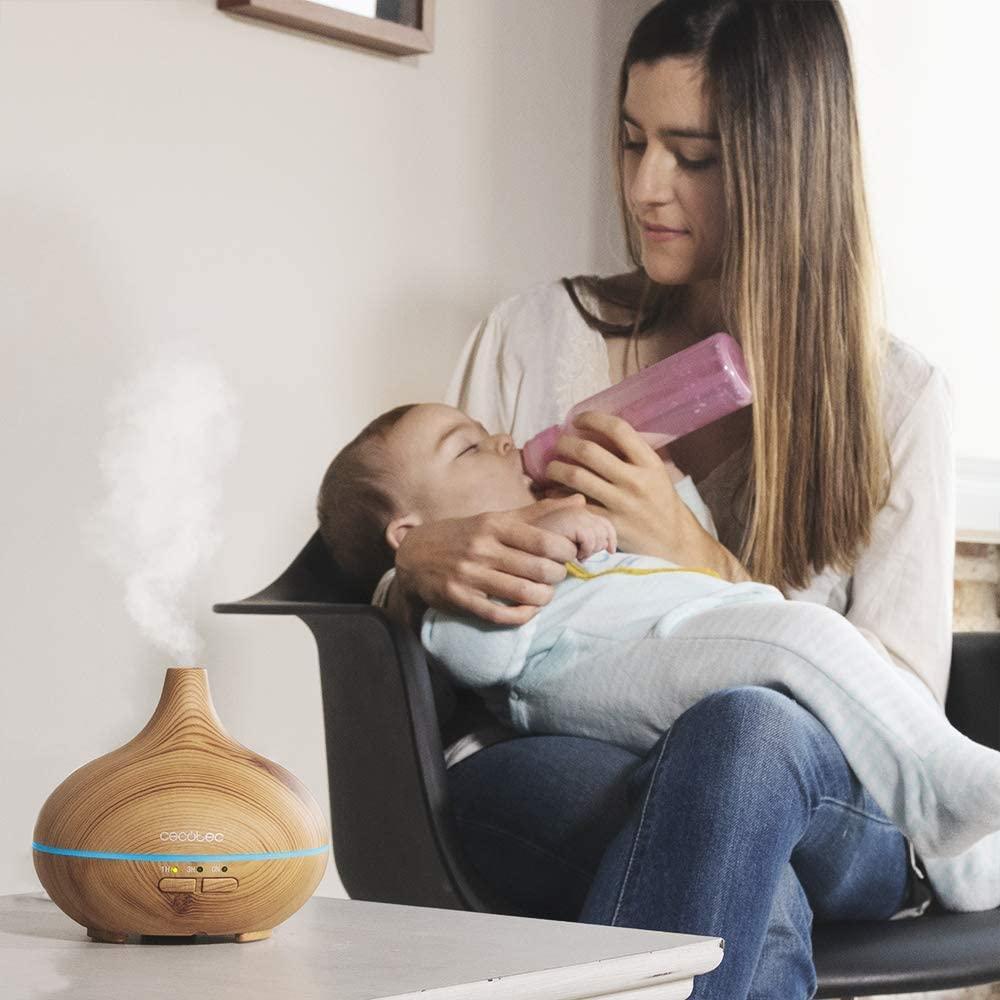Humidificador para bebés