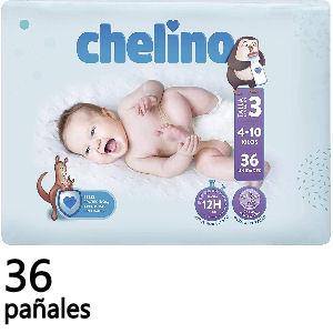 Pañales Chelino talla 3