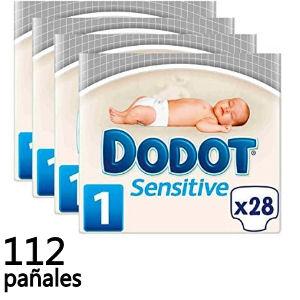 Pañales Dodot recién nacidos