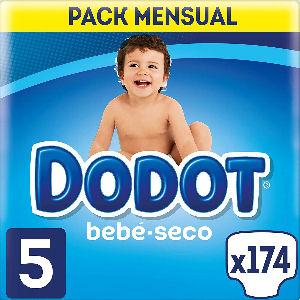Pañales Dodot talla 5