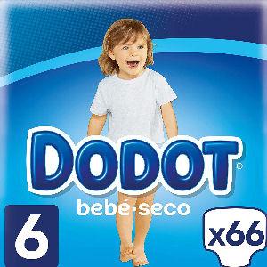 Pañales Dodot talla 6 a partir de 13 kg.