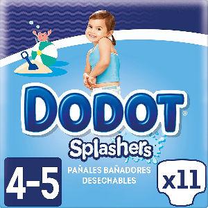 Pañales bañadores Dodot desechables