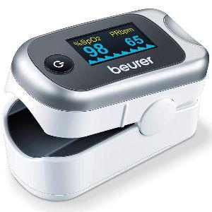 Pulsioxímetro para medir la saturación de oxígeno y pulsaciones