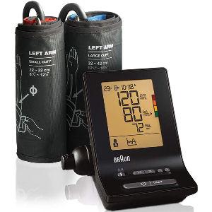 Tensiómetro Braun automático, detecta arritmias