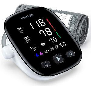 Tensiometro de brazo automático, medidor de la presión arterial con gran pantalla LED, detección de la arritmia irregular