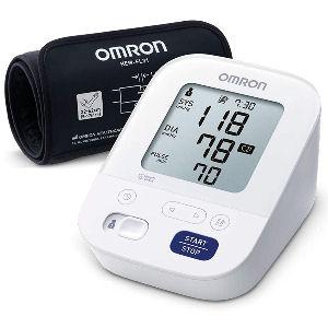 Tensiómetro de brazo, mide la presión arterial de manera sencilla y precisa