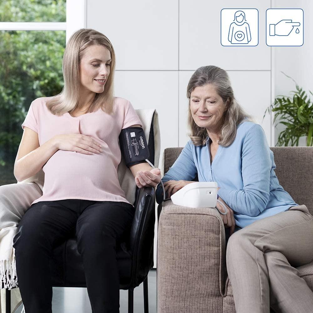 Tensiómetro para embarazadas
